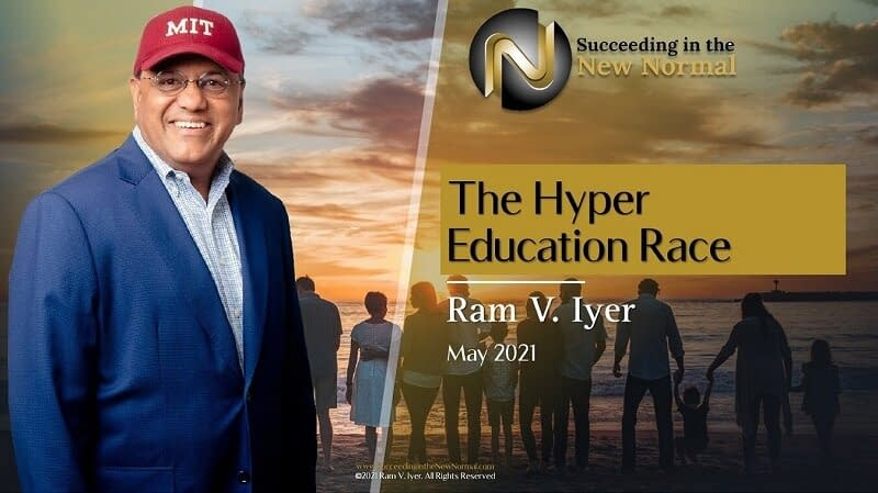 The Hyper Education Race