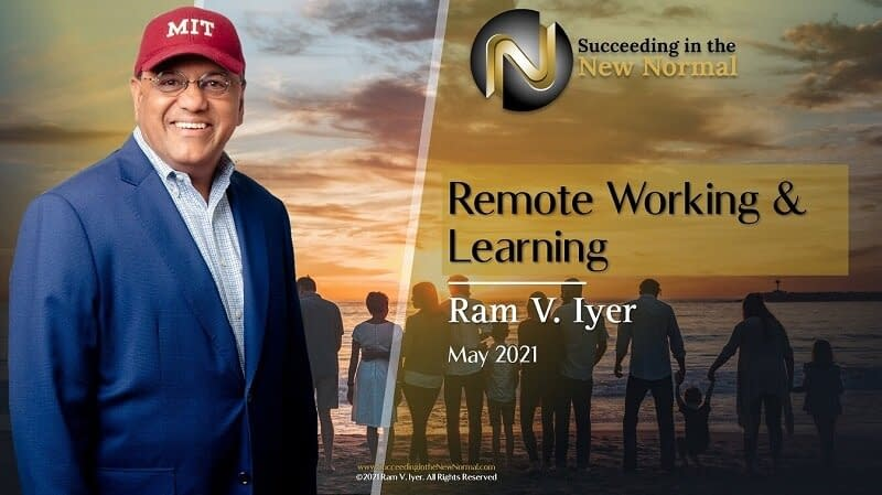 Remote Working & Learning
