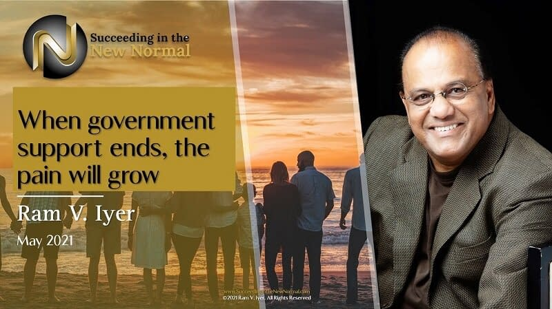 When Government Support Ends, the Pain Will Grow